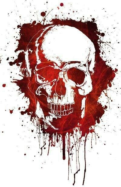 68 best images about skulls on pinterest the skulls for Are tattoos bad for your blood