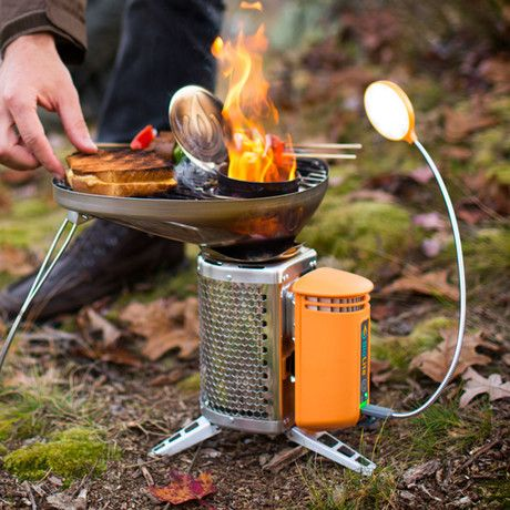 CampStove + FlexLight -  Visit http://robflorexplore.com/touch-of-modern to find more great buys.