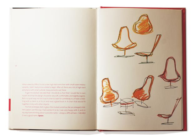 Monica Förster Design Studio, MONICA FÖRSTER – DESIGNER Book, Poeform/Berner, 2005. In this book, the first about her work, her design are put into a wider context, as well as explaining the background to some of her projects.  Text by Kelly Rude