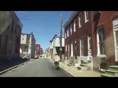 Baltimore Ghetto Tour - 2014 - YouTube