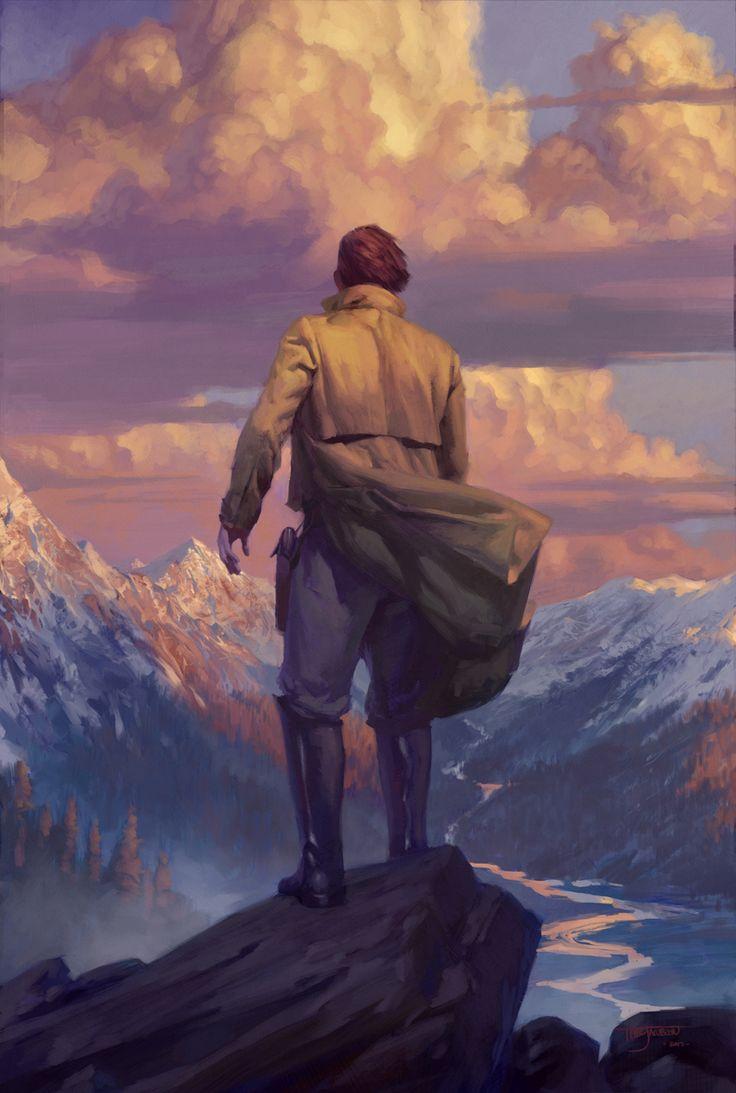 High dawnknight tlinthar regheriad lathander paladin iluskan order - 50 Digital Paintings Du Ma Tre De La Fantasy Tyler Jacobson