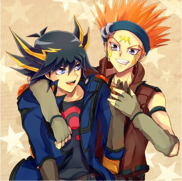 55 Best Images About Yugioh 5ds On Pinterest