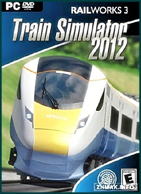 Deluxe Game Free the future of train simulation is here Train Simulator 2012