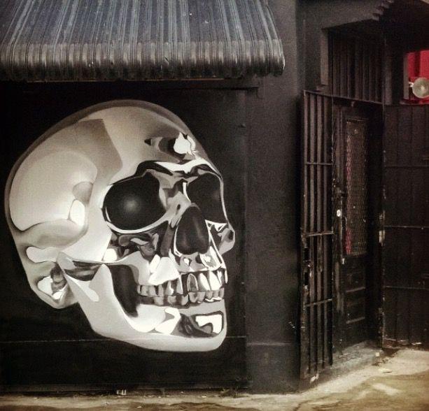 Street art | Mural (Santurce, Puerto Rico, Sep14) by Bik Ismo
