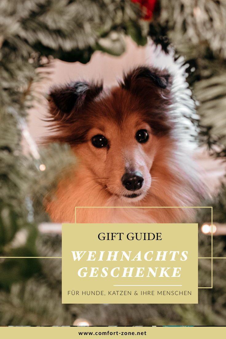 Gift Guide Weihnachtsgeschenkideen Fur Hundehalter Katzenfreunde Mit Bildern Hunde Katzen Alter Hund