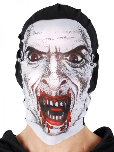Let's Party With Balloons - Dracula Stocking Mask, $4.00 (http://www.letspartywithballoons.com.au/dracula-stocking-mask/)