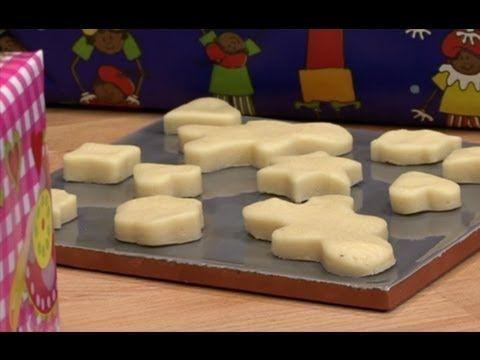Recepten Sinterklaas - Recept marsepein - Digibord Onderbouw