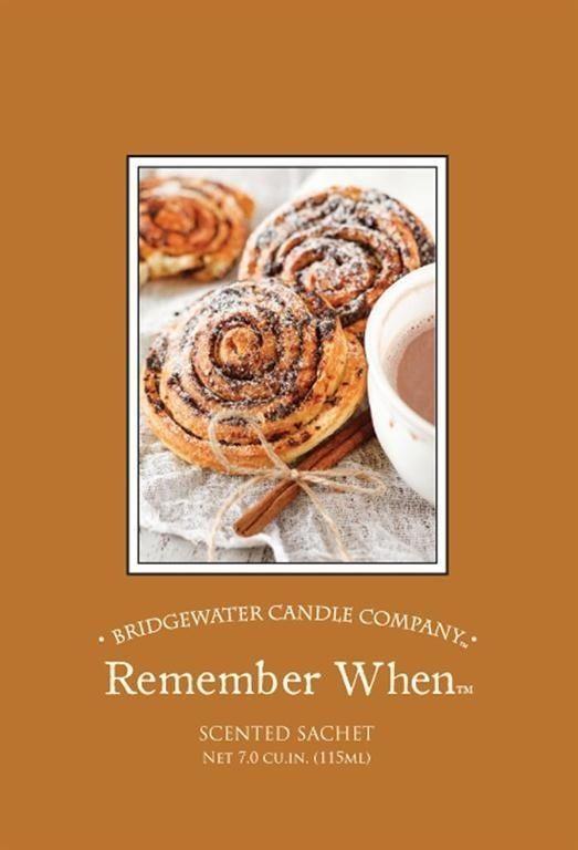 Bridgewater Candle Geurzakje Remember When