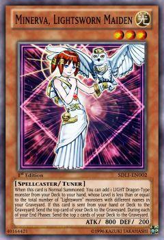 Minerva Lightsworn Maiden by kienctn15