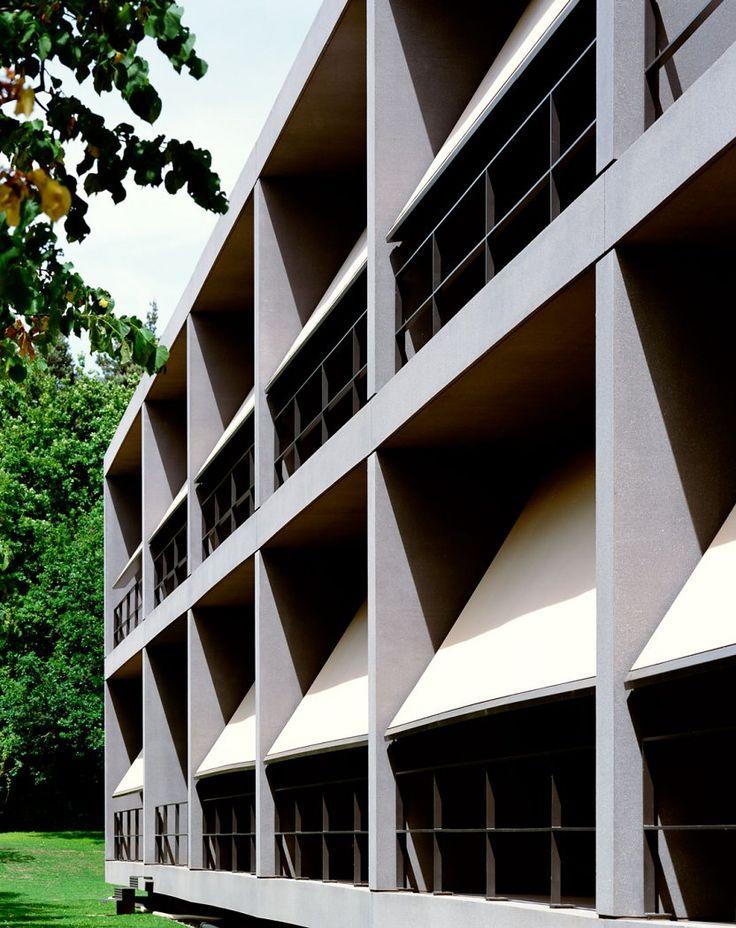 David Chipperfield Architects – Ernsting Service Centre, Coesfeld-Lette, 1998-2001