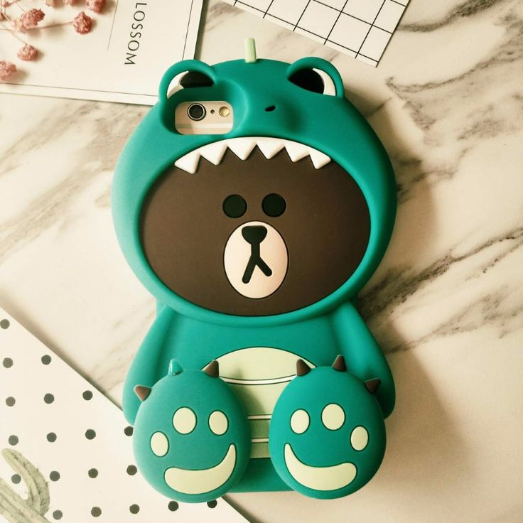 Buy this cute Dinosaur Rilakkuma Bear iPhone Case from Top rated seller with many positive reviews. You will have Free worldwide shipping on this item. You may also like the similar items on the link. Go to store and check it out !