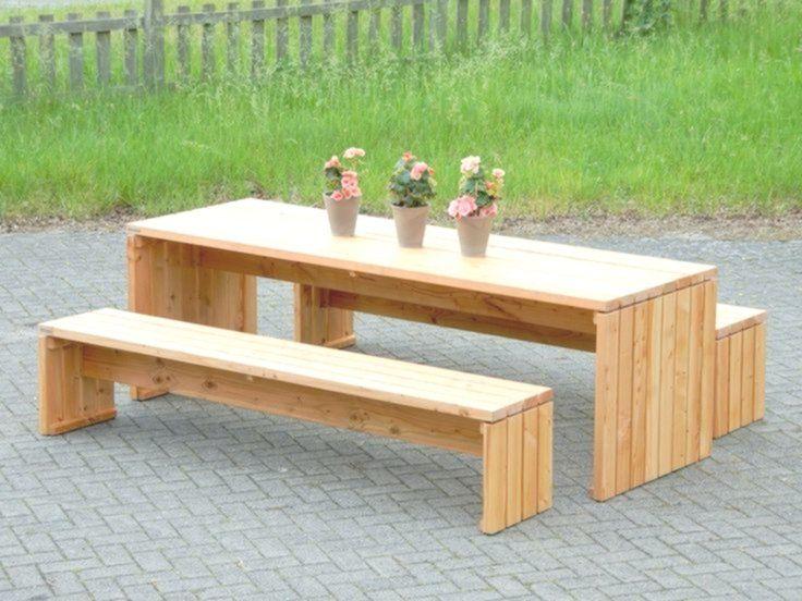 Gartenmobel Holz Set 1 Transparent Geolt Natur Gartenmobel Holz