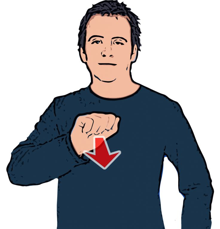 Yours - British Sign Language (BSL)