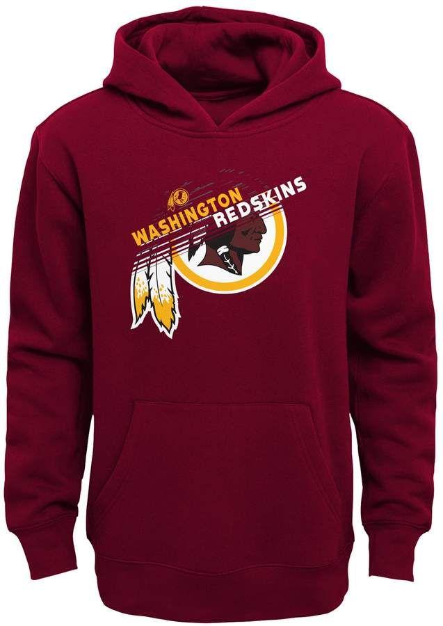 Boys 4-18 Washington Redskins Flux Hoodie  f5565790d