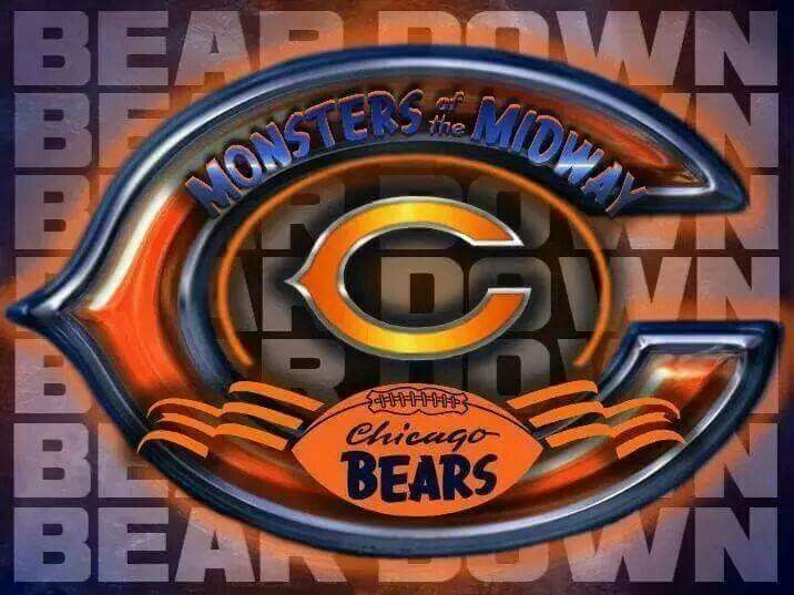 Monsters of the midway Chicago bears wallpaper, Chicago