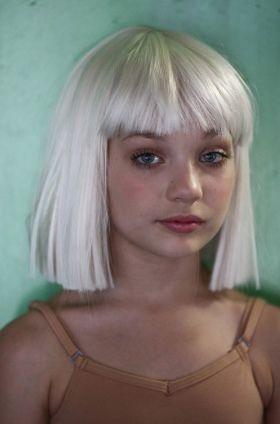 Mad Ziegler Behind The Scenes Of Sia S Music Video Chandelier