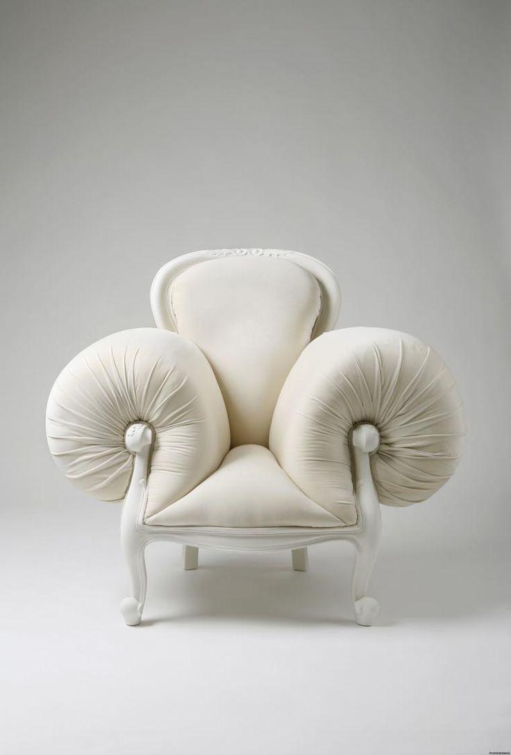 50 sleek funky and weird chair designs webdesigner depot and weird -  20 Handmade Weird