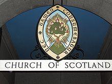 Church of Scotland Logo No. 2.