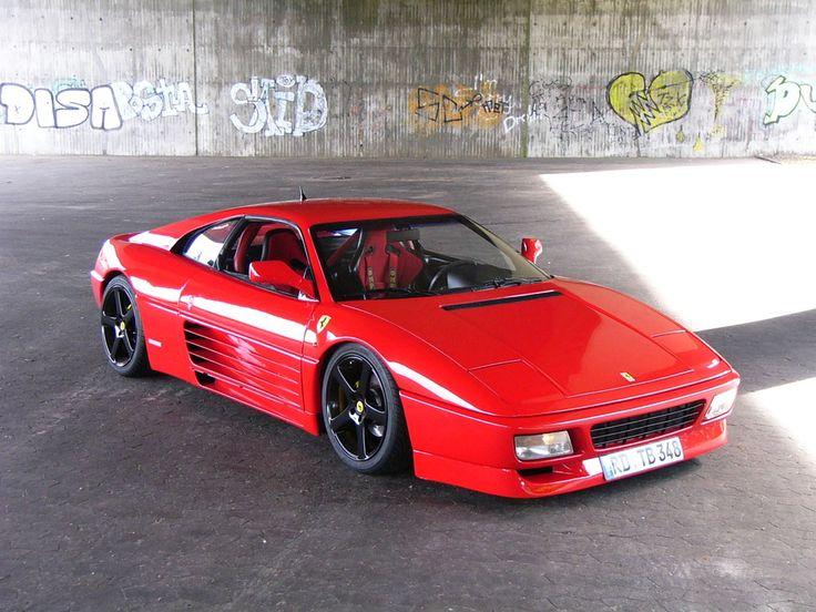Ferrari 348 TB Challenge                                                                                                                                                                                 Mehr