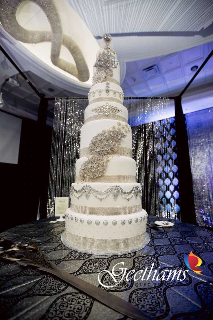 how to make a tier wedding cake 9 tier wedding cake geethams banquet services 15874