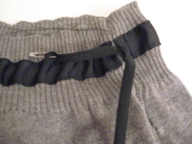 de jersey a falda