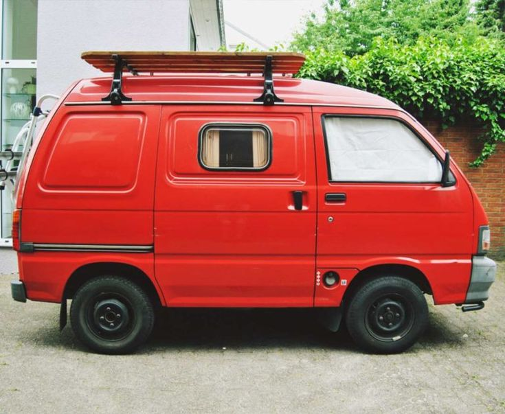 141 Best SUZUKI CAMPER VAN Images On Pinterest