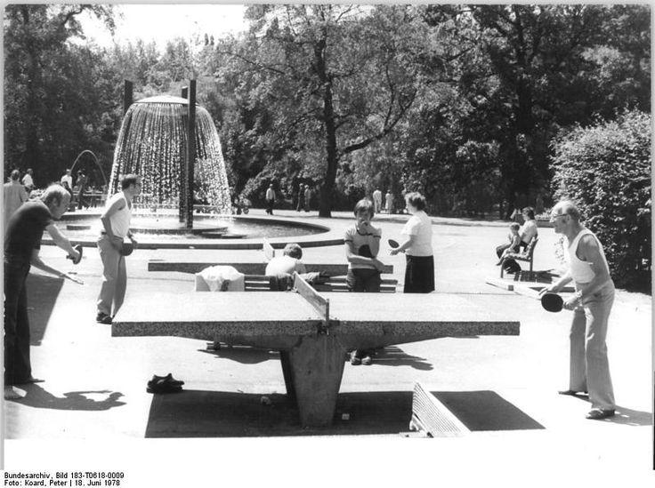 Volkspark Friedrichshain1978