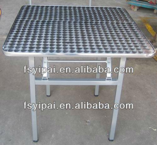 популярный открытый складной стол из нержавеющей стали-Металлические столы-ID продукта:1265230912-russian.alibaba.com