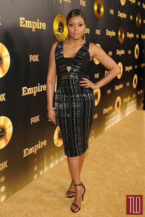 empire tv show | Terrence-Howard-Taraji-P-Henson-Empire-TV-Series-Premiere-Red-Carpet ...