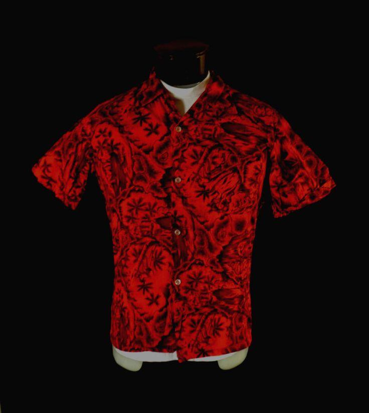 468 best vintage hawaiian shirts viva las vegas images for Las vegas shirt printing