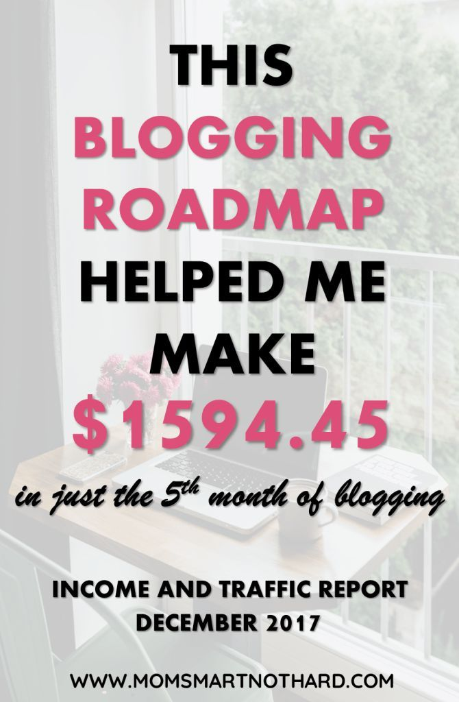 The Blogging Roadmap is a simple, yet effective method to assess your blog's progress and focus on tasks that make most sense to your blog. This post describes the blogging roadmap and provides and income report on our blog's 5th month.