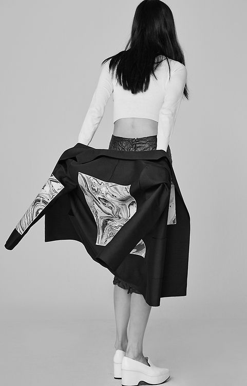 Sung Hee Kim for Low Classic F/W 2014.