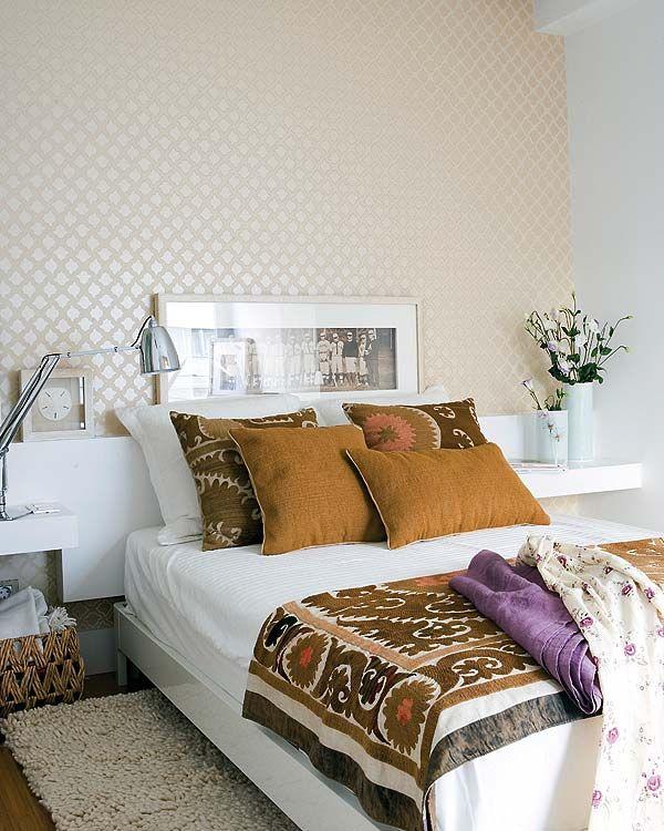 Design para inspirar: Cabeceiras de cama - Já pensou na sua?