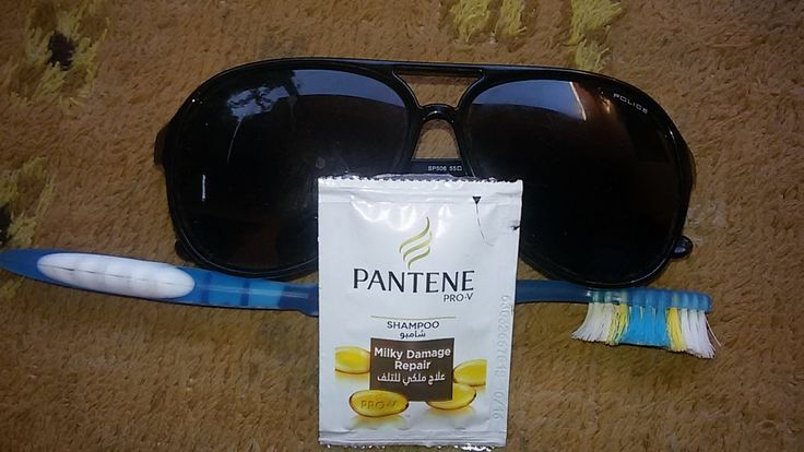 How to remove scratches from sunglasses at home fix