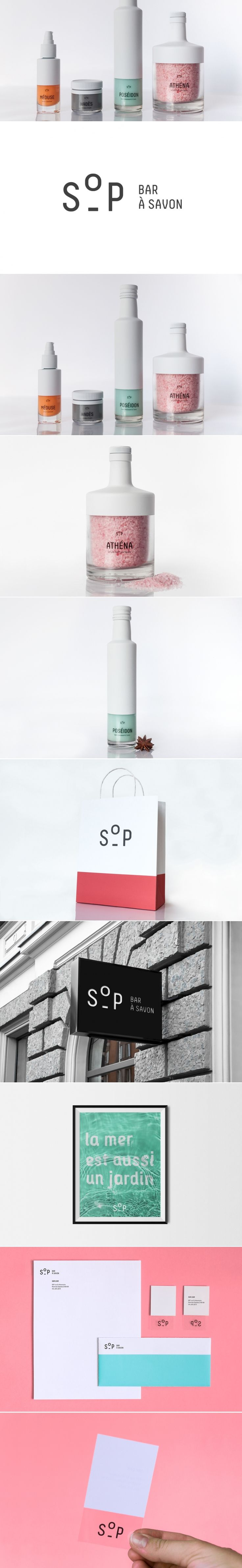 Concept: SOP — The Dieline | Packaging & Branding Design & Innovation News