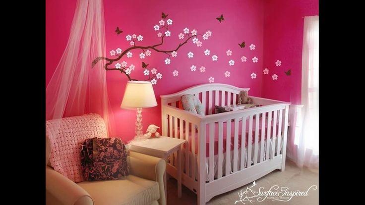 Best Time for Choose Baby Girl Nursery Decor
