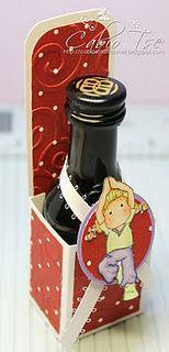 tutorial bottle holder