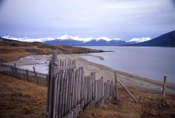 Parque Nacional Yendegaia.  Bahía Yendegaia.  XII Región de Magallanes y Antártica Chilena.  Marvibe Cuentos