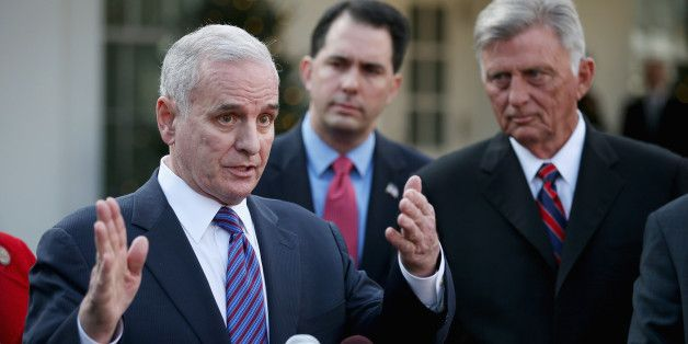 MN Gov. Dayton (D)Taxed the Rich and Increased the Minimum Wage -Now, His State's Economy Is One of the Best in the Country... another Republican mess cleaned up by a Democrat.