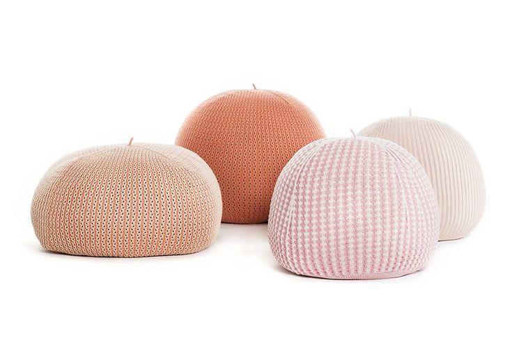 Bonnet pouf by Casalis | design Liset van der Scheer | indoor & outdoor | in…