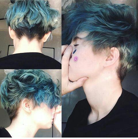 Wondrous The 25 Best Ideas About Tomboy Hairstyles On Pinterest Hairstyles For Men Maxibearus
