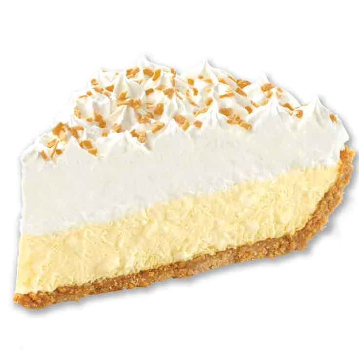 The perfect balance of coconut flavor and creamy texture make this masterpiece pie the delicious escape you deserve.