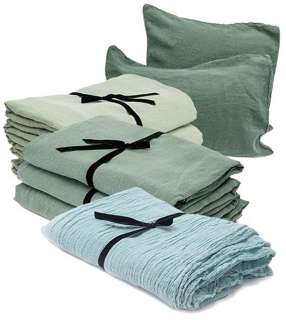 les 85 meilleures images du tableau linge de lit lin sur pinterest linge de lit lin lav et. Black Bedroom Furniture Sets. Home Design Ideas