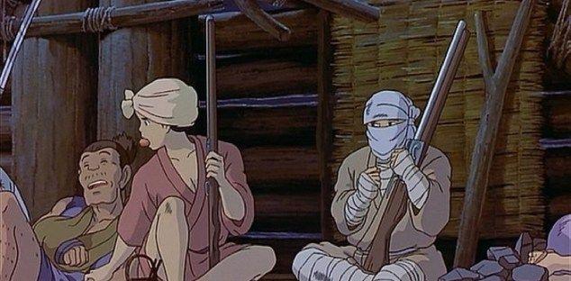 In Principessa Mononoke ci sono i lebbrosi? Miyazaki dice la sua