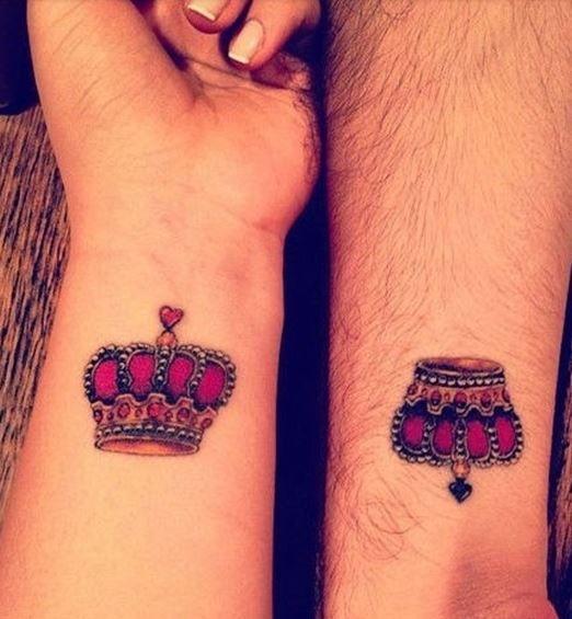 Tatuajes rojos - Tendenzias.com