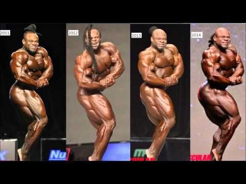 Kai Greene►Mr Olympia►2011 to 2014 Comparison - http://supplementvideoreviews.com/kai-greene%e2%96%bamr-olympia%e2%96%ba2011-to-2014-comparison/