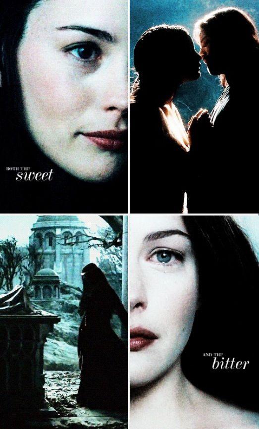 elrond and arwen relationship trust