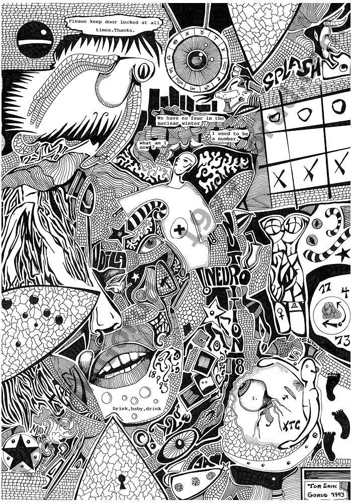 Untitled IV (1993) by GORUD.deviantart.com on @deviantART