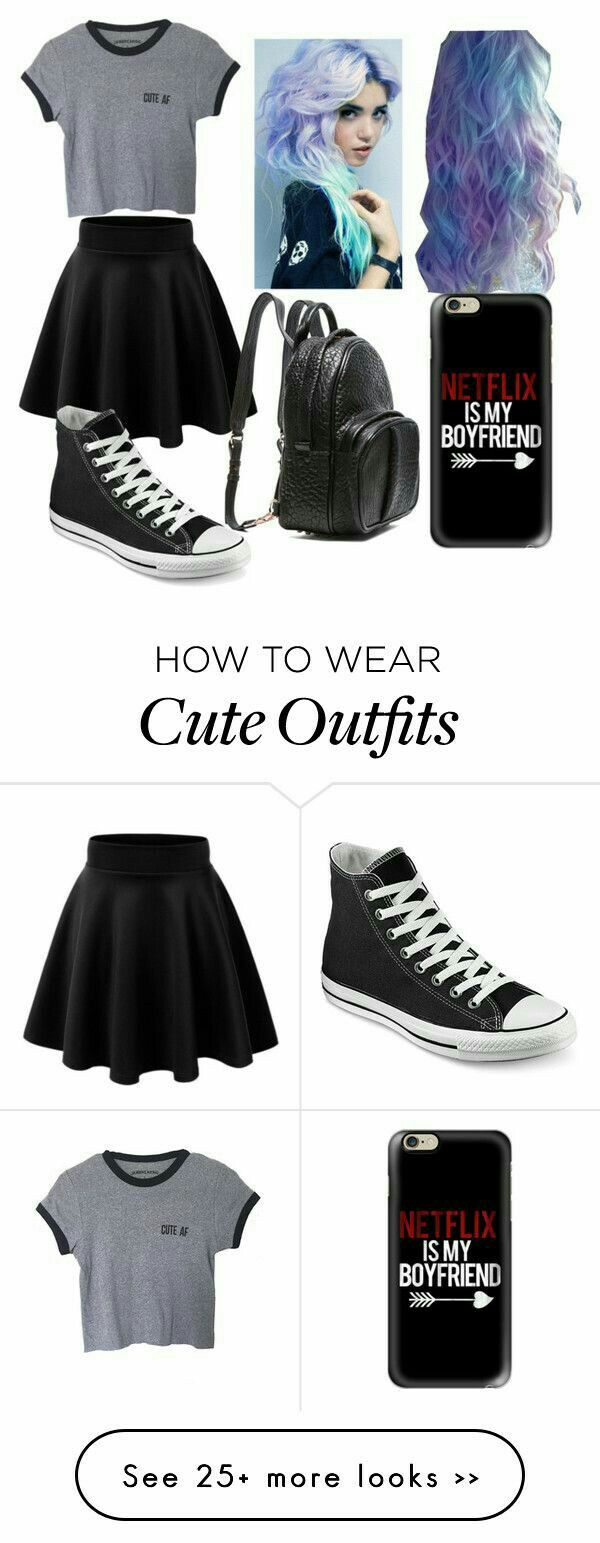 outfits school outfits cute outfits casual outfits tumblr emo outfits. Black Bedroom Furniture Sets. Home Design Ideas