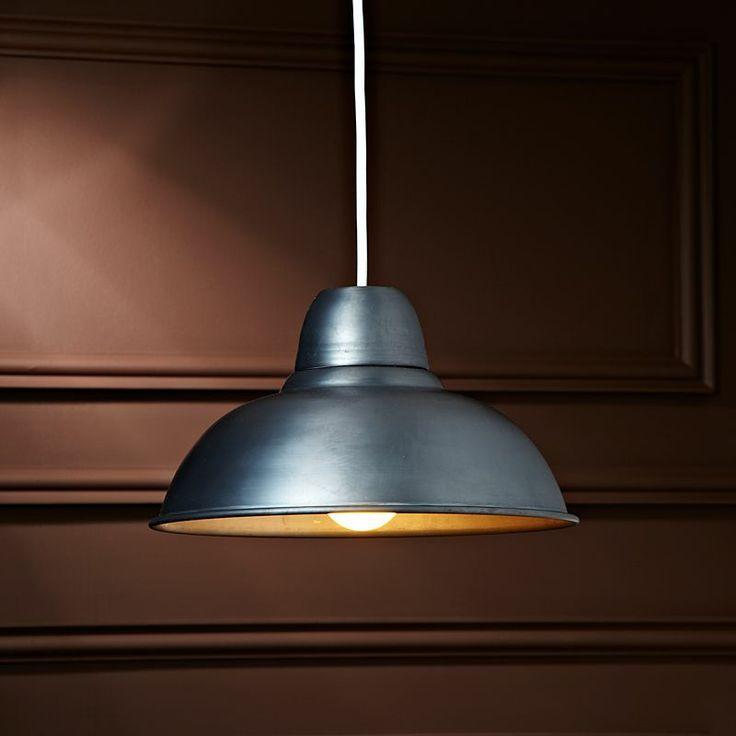 Antique Industrial Lamp Shade Avec Images